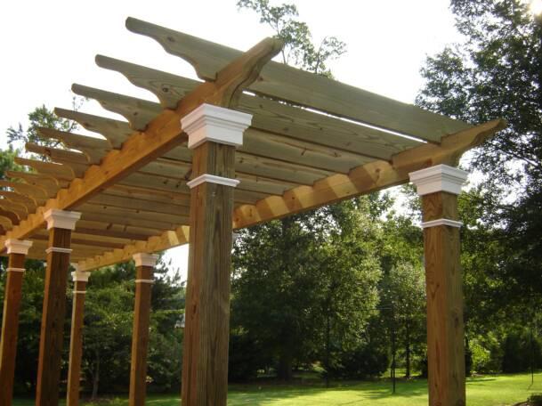 Mike Tyndall S Custom Decks Amp Privacy Fences